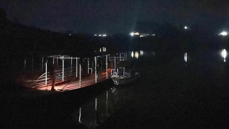 Cán bộ huyện Lục Ngạn mất tích khi tắm hồ