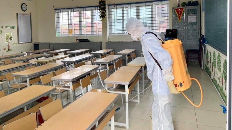 Sẵn sàng ứng phó với tình huống dịch bệnh có thể xảy ra trong trường học