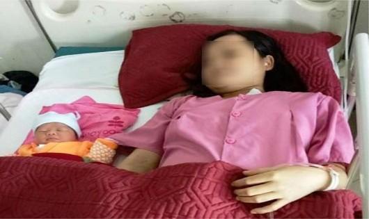 Cứu sống sản phụ đờ tử cung sau khi sinh