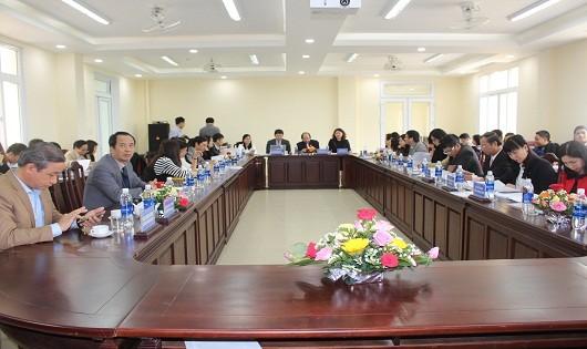 """Hội thảo """"Giải quyết tranh chấp dân sự và thương mại – kinh nghiệm Nhật Bản và Việt Nam""""."""