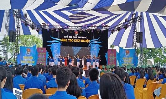 Ngày hội Sáng tạo - Khởi nghiệp năm 2018