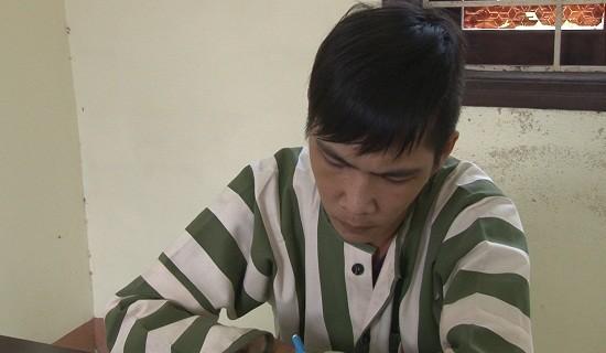 Ngô Văn Anh Tuấn, đối tượng gây ra nhiều vụ cướp giật trên địa bàn thành phố Huế