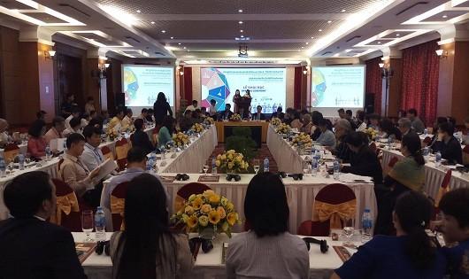 Hội nghị thu hút 35 tổ chức trong lĩnh vực bảo vệ DSVHPVT đến từ 16 quốc gia