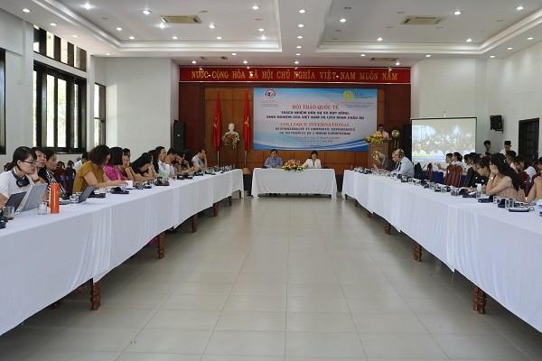 Hội thảo về trách nhiệm dân sự và hợp đồng