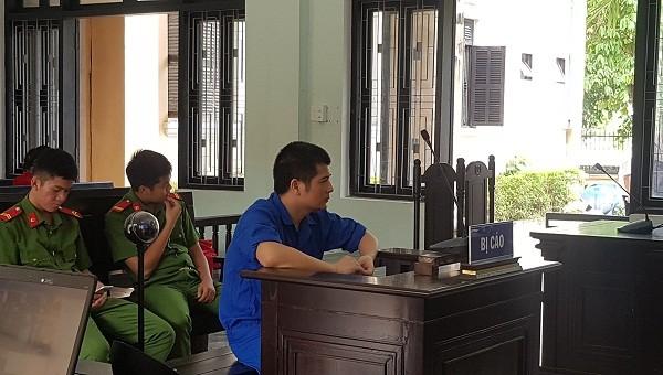 Vũ Hồng Hà tại phiên tòa xét xử