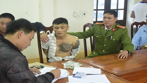 Bắt đối tượng mang ma túy từ Đông Hà vào Huế tiêu thụ