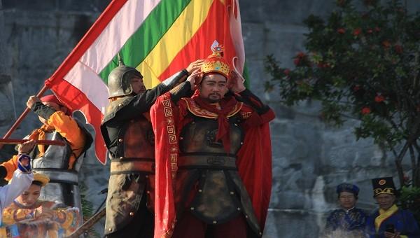 Kỷ niệm 231 năm Nguyễn Huệ lên ngôi Hoàng đế và xuất binh đại phá quân Thanh