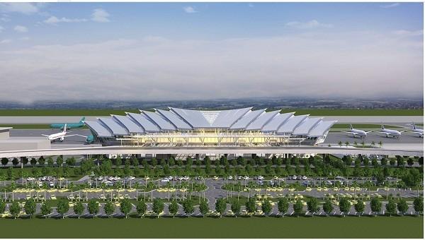 2.250 tỷ đồng xây dựng Nhà ga hành khách T2 - Cảng hàng không quốc tế Phú Bài