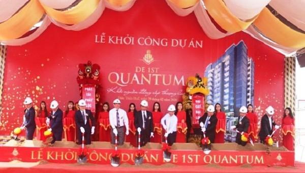 Khởi công dự án De 1st QuanTum tại khu đô thị mới An Vân Dương