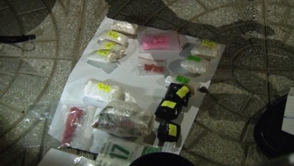 Số lượng ma túy đối tượng Trần Văn Sang tàng trữ