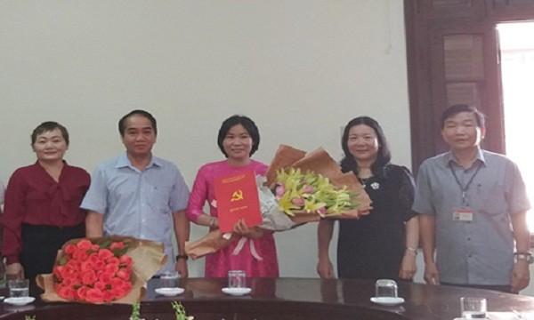 Bổ nhiệm Chủ nhiệm Ủy ban Kiểm tra Tỉnh uỷ Thừa Thiên - Huế