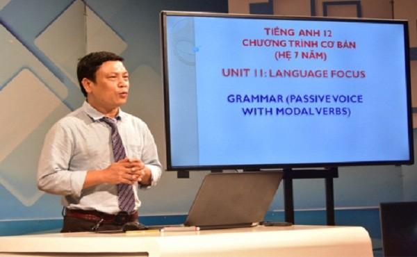 Bộ GD&ĐT chọn các bài giảng ở Huế dạy cho học sinh cả nước trên sóng truyền hình?