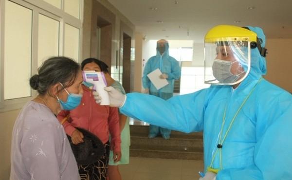 Thừa Thiên Huế cách ly 96 công dân trở về từ Lào