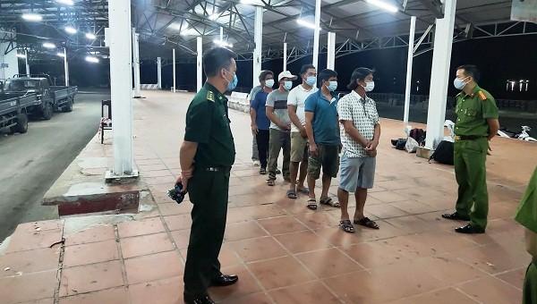 06 người dân được cơ quan chức năng phát hiện đi từ vùng dịch ra Huế