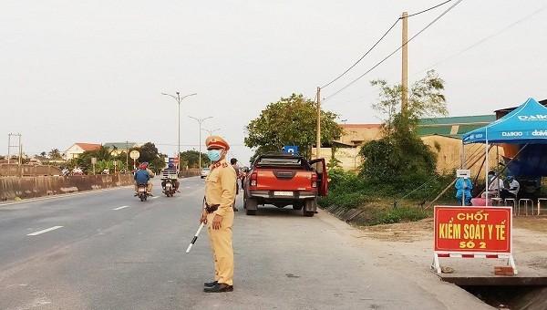 Từ 0h ngày 25/9, các chốt kiểm soát y tế người và phương tiện trên địa bàn Thừa Thiên Huế sẽ dừng hoạt động
