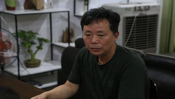 Đối tượng Yao Feng Cheng.
