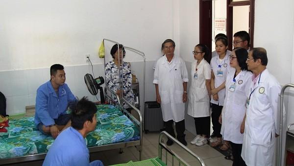 Trung tâm pháp y tâm thần khu vực miền Trung: Chú trọng công tác giám định