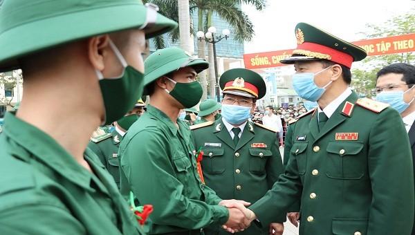 Thừa Thiên Huế có hơn 1.400 thanh niên lên đường nhập ngũ