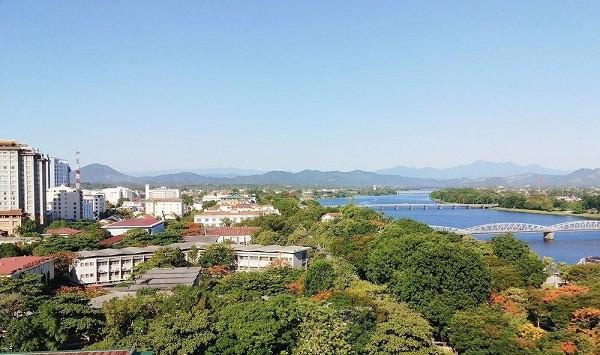 Thành phố Huế được mở rộng tăng diện tích lên gấp gần 4 lần