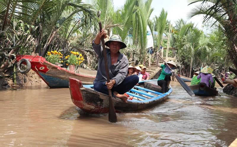 Du lịch Tiền Giang giảm mạnh trước ảnh hưởng của dịch Covid-19