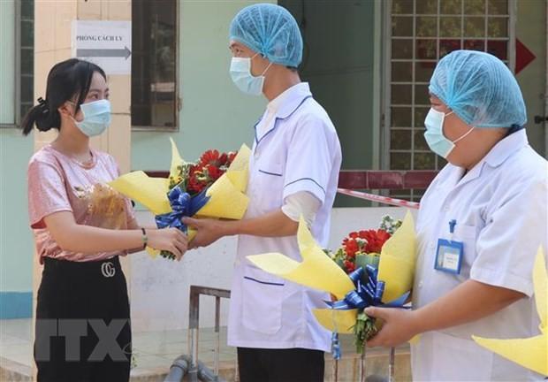 Bệnh nhân nhiễm Covid 19 khiến gần 1.600 người ở Bến Tre bị cách ly đã được xuất viện