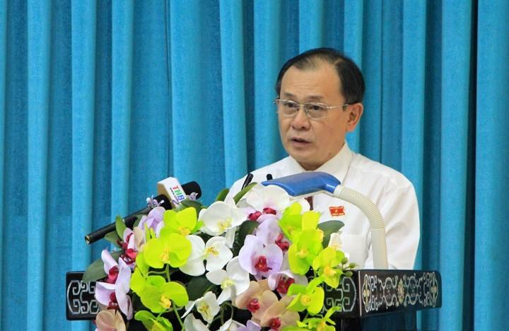HĐND tỉnh Bến Tre bầu 3 chức danh Giám đốc Sở