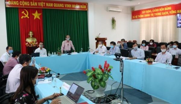 Sở Giáo dục và Đào tạo tỉnh Đồng Tháp họp chuẩn bị đón học sinh trở lại trường