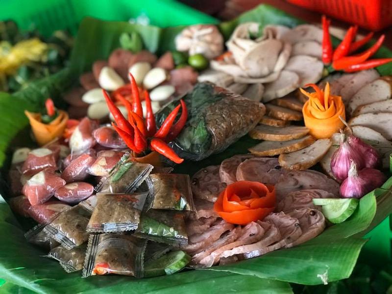 Nem Lai Vung đặc sản chính hiệu - hiệu triệu ngày xuân
