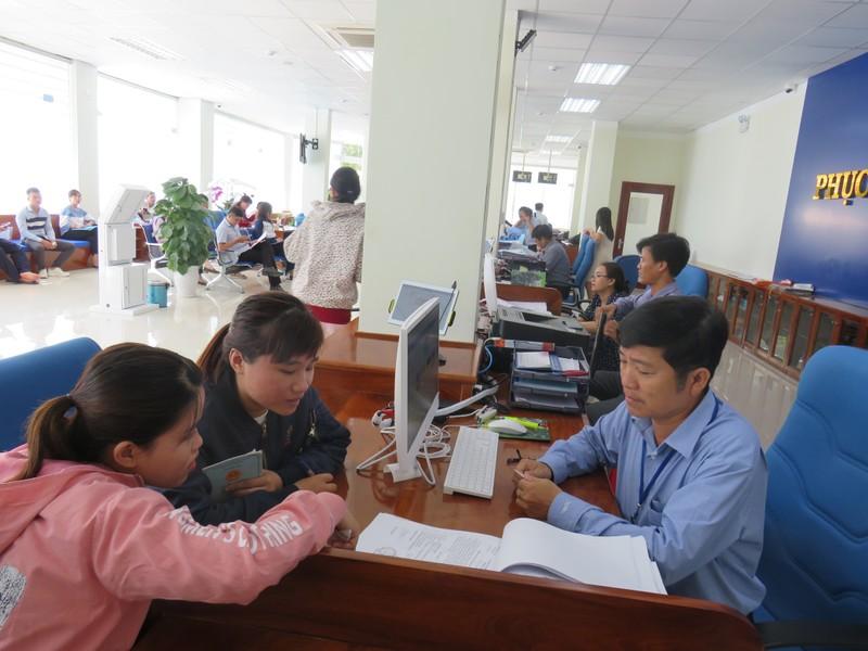 Nhiều cơ quan Bình Định tạm dừng tiếp công dân, tiếp nhận trực tiếp thủ tục hành chính