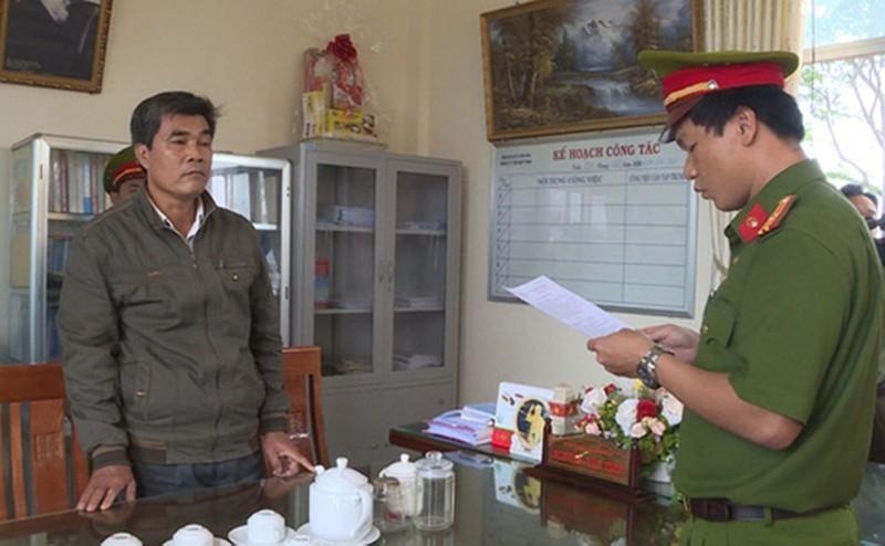 Ông Nguyễn Văn Tiên đã bị khởi tố, bắt tạm giam. Ảnh: An Nguyên