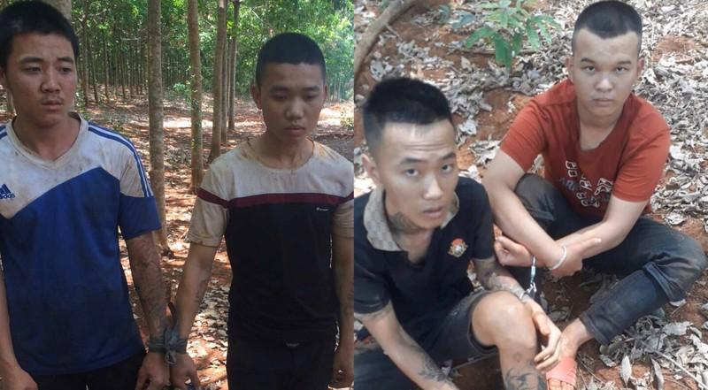 Bắt nhóm đối tượng hiếp dâm hai thiếu nữ ở Gia Lai