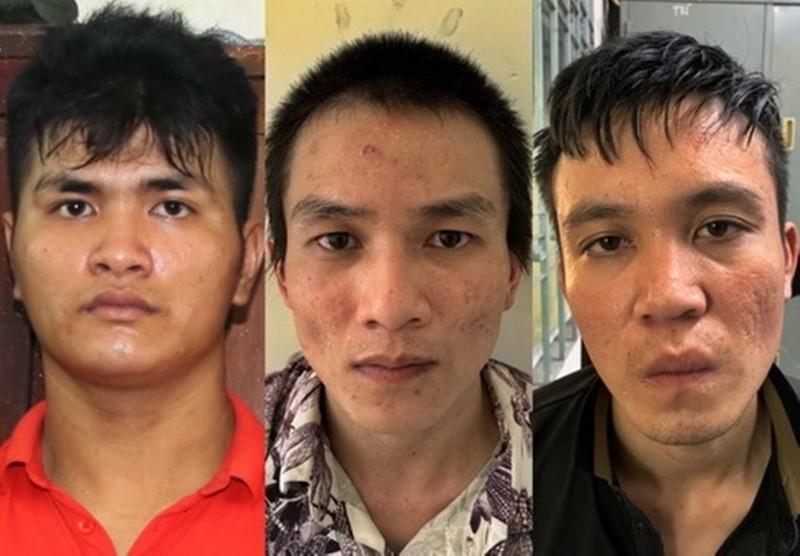 Nhóm đối tượng trộm 30 cây vàng SJC ở Khánh Hòa sa lưới