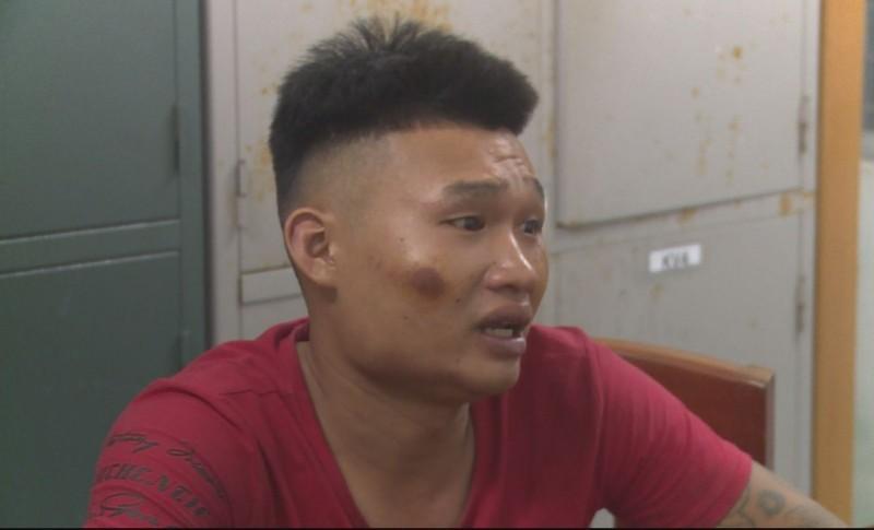 Một năm tù cho kẻ lao vào đánh công an vì bị nhắc nhở không đeo khẩu trang