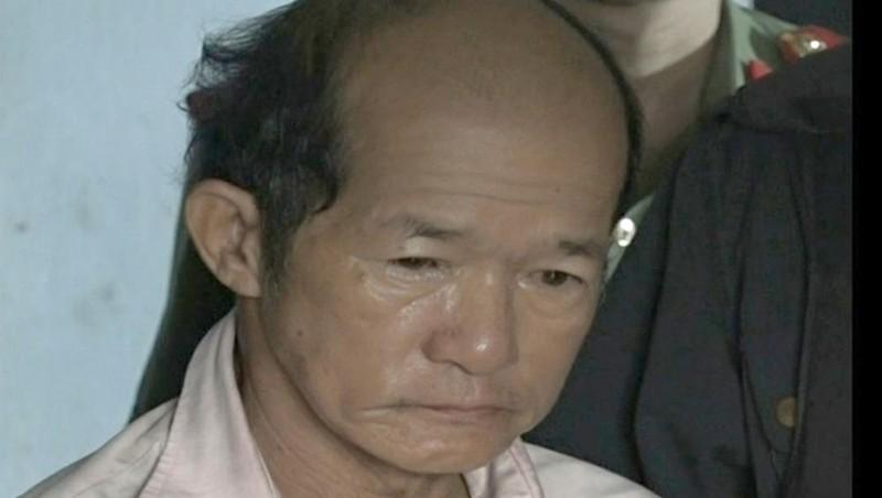 Đối tượng Lê Văn Hải.