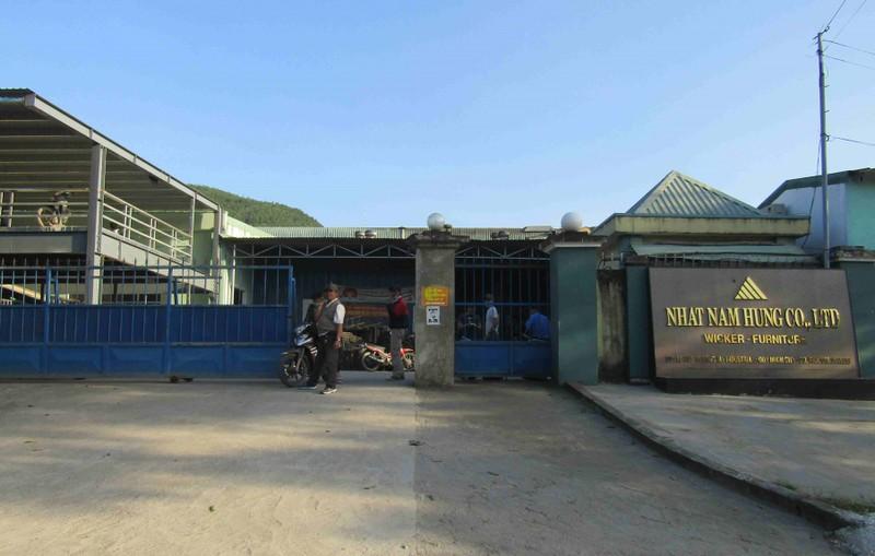 Một doanh nghiệp tại Bình Định bị đình chỉ hoạt động 6 tháng vì vi phạm về bảo vệ môi trường