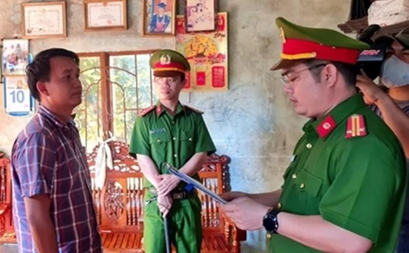 Khởi tố 5 cán bộ liên quan vụ mở đường phá rừng quy mô lớn ở Phú Yên