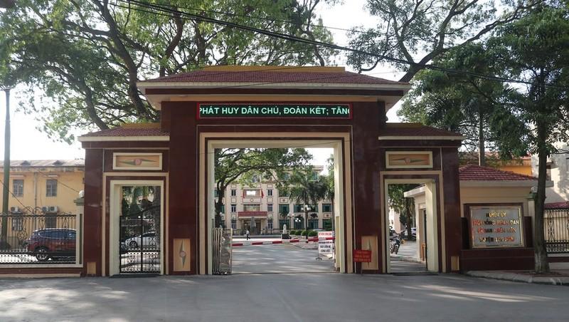 Bắc Giang: Những dấu hiệu sai phạm tại dự án đường bê tông liên thôn xã Trường Sơn sẽ chìm xuồng?