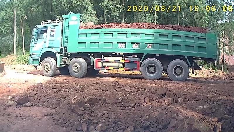Bắc Giang: Có dấu hiệu khai thác và bán khoáng sản trái phép tại huyện Tân Yên