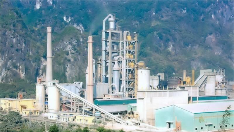 Nhà máy Xi măng La Hiên sản xuất đi đôi với bảo vệ môi trường