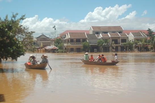 Lũ gây thiệt hại ở Quảng Nam được nhiều cử tri cho rằng có tác nhân do thủy điện