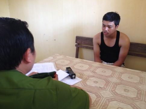 Quảng Nam bắt đối tượng vận chuyển 100kg chất độc Cyanua