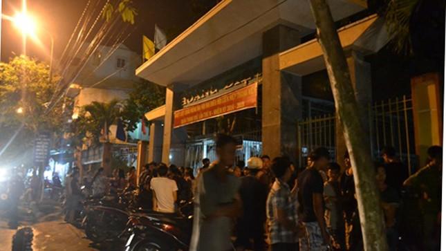 Đà Nẵng: Bảo vệ trường học, chết bất thường tại nơi làm việc