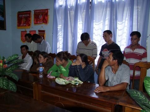 Quảng Nam: Bắt quả tang vụ đánh bạc tại khu vực lòng Hồ Phú Ninh