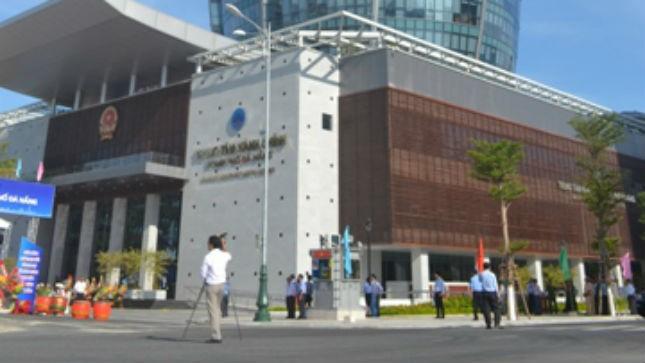 Tòa nhà hành chính nghìn tỷ ở TP Đà Nẵng chính thức đưa vào hoạt động