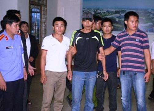 """Quảng Nam: Khởi tố tên đột nhập trụ sở UBND """"khoắng"""" tài sản"""
