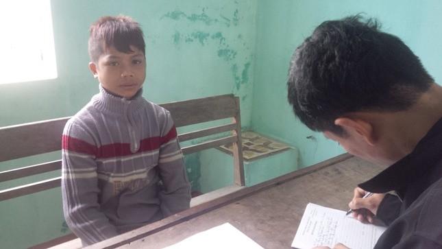 Quảng Nam: Giết người vì nghe lời xúi giục của bạn