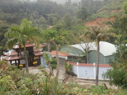 """Đà Nẵng: Quyết định tháo dỡ biệt phủ của """"đại gia vàng"""" trên núi Hải Vân"""