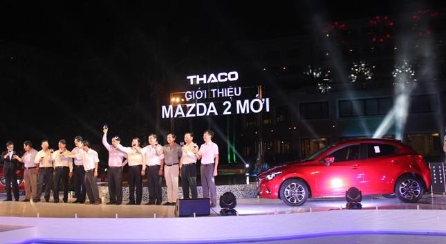 Mazda2 thế hệ mới chính thức ra mắt tại Việt Nam