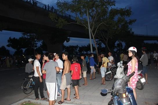 Đà Nẵng: Ô tô mất lái tông nạn nhân rớt cầu tử vong
