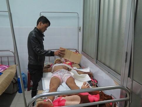 Quảng Nam: Người chồng bị vợ châm lửa cùng tự thiêu đã tử vong